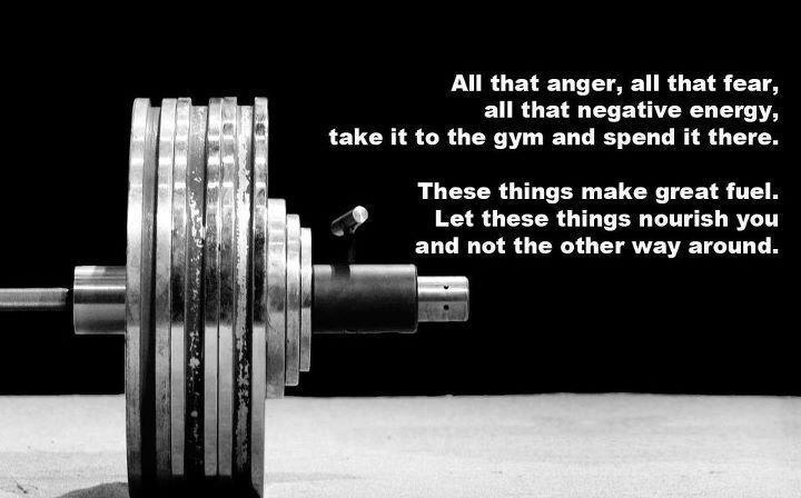 Remember: Bad Days Always Equal GreatWorkouts.