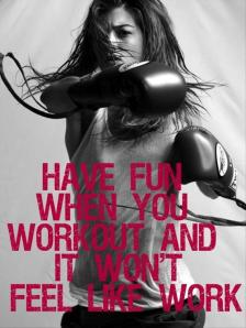 My Personal Workout Mantra…