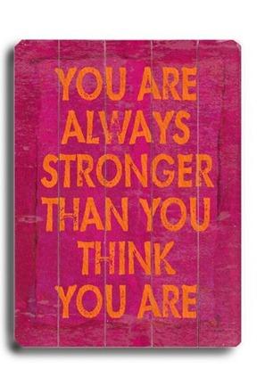 Find Your Strength – Then SurpassIt.
